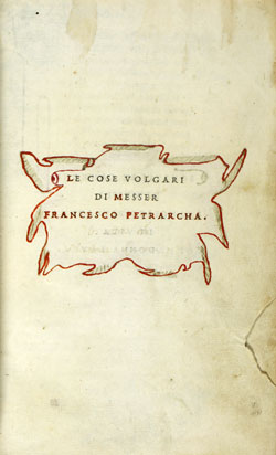 Cover of Le cose volgari