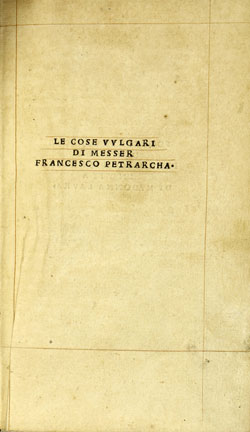 Cover of Le cose vulgari